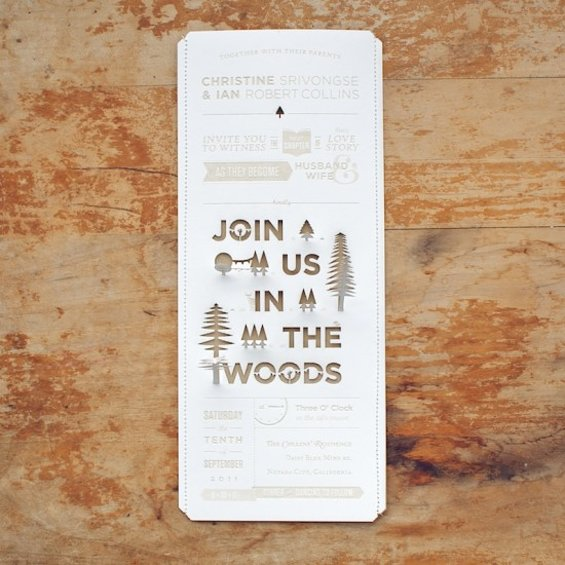 Christine, Ian's Woodland Wedding Invitations.jpg