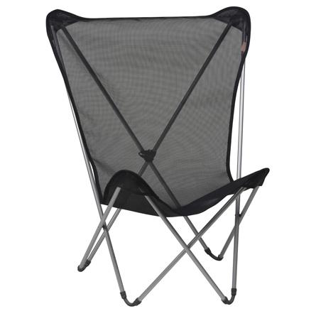 Vlinderstoel Lafuma zwart | grijs.jpg